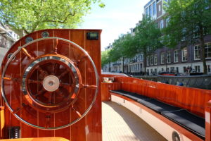 Private - canal - cruise - Amsterdam