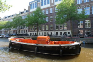 canal -cruise - private - amsterdam