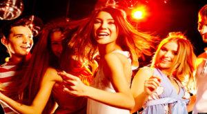 dance -club - amsterdam -bachelorette -hen - party
