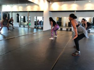 dance class amsterdam