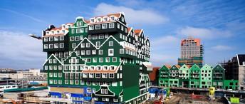 Typical Amsterdam hotel special accomodation Zaanse Schans