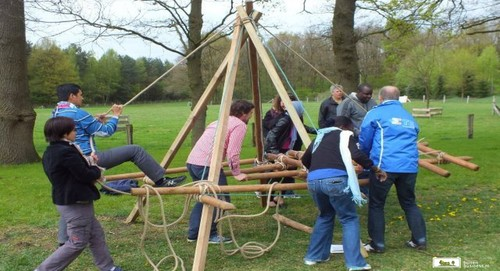 best teambuilding activity amsterdam