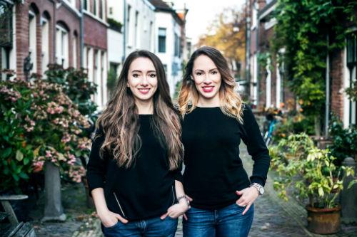 bbachelorette photoshoot amsterdam