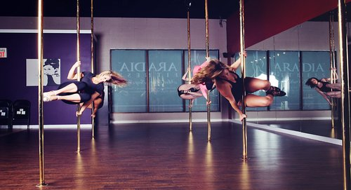 pole dance location amsterdam hen bachelorette