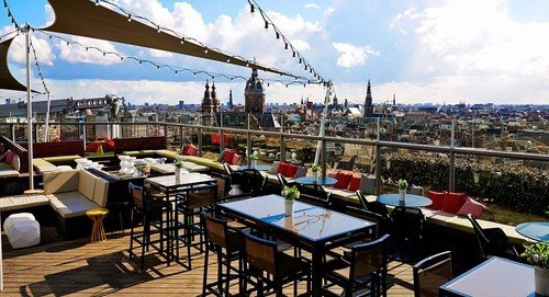 top 10 rooftop bars amsterdam