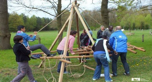 best teambuilding activity amsterdam