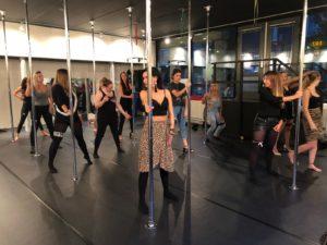 pole dance amsterdam
