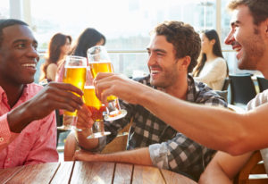 guys - amsterdam - group -men -beer tasting