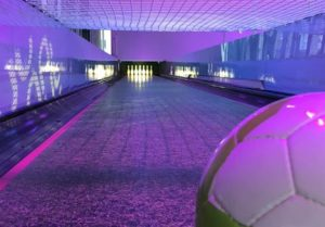 soccer - football bowling